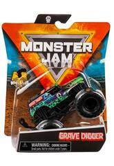 Monster Jam Basique 1:64 Bizak 6192 5871