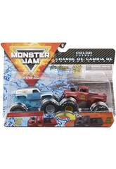 Monster Jam 2er Pack Bizak 61925872