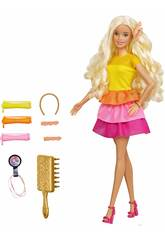 Barbie Locken Mattel GBK24