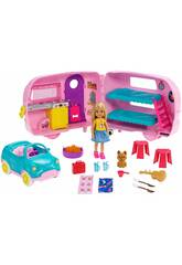 Barbie Carovana Di Chelsea Mattel FXG90