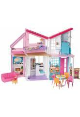 Barbie Casa Malibú com Acessórios Mattel FXG57