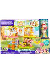 Enchantimals Super Café De la Forêt Magique Mattel GNC57