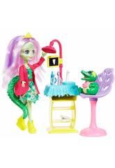 Enchantimals Vamos Al Dentista Mattel GFN55