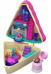 Polly Pocket Baule Torta Di Compleanno Mattel GFM49