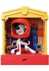 101 Dálmatas Casinha Com Figura Mattel GBM26