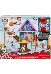 101 Dálmatas Dylan Casa Da Árvore Mattel GDL88