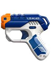Laserpistole M.A.D. Black Ops Blaster World Brands 86861