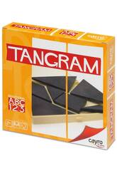 Jeu de Société Tangram Boîte Plastique Cayro 123