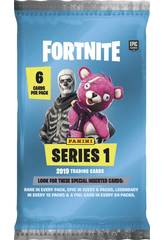 Fortnite Umschläge mit 6 Trading Cards Series 1 Panini 201012B6E