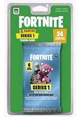 Fortnite Blister 4 Enveloppes Trading Cards Séries 1 Panini 201012BLIE