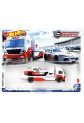 Hot Wheels Véhicule Team Transport Mattel FLF56