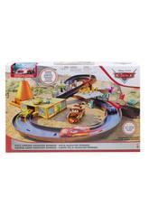 Cars Supercircuito Gare In Radiator Springs Mattel GGL47