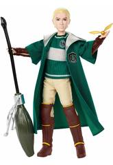 Harry Potter Puppe Draco Malfoy Quidditch Mattel GDJ71
