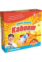 Kaboom Ciência Explosiva en Portugués Science4you 60865