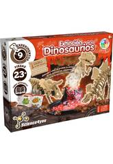 Extinction des Dinosaures Science4you 61506