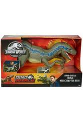 Jurassic World Super Colossal Blue Mattel GCT93