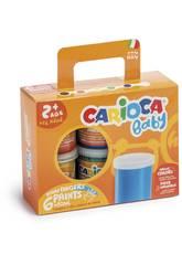 Baby Tempera Carioca 6 pezzi Carioca K0032