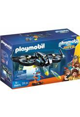 Playmobil The Movie Robotitron avec un Drone 70071