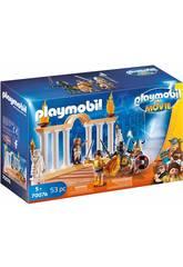 Playmobil The Movie Emperor Maximus im Kolosseum 70076