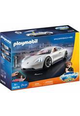Playmobil The Movie Porsche Mission E y Rex Dasher 70078