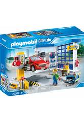 Playmobil City Life Taller de Coches 70202