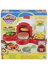 Playdoh Forno de Pizzas Hasbro E4576
