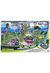Beyblade Estadio Cross Colission Hasbro E5565