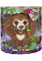 FRR Peluche Cubby Ours Curieux Hasbro E4591