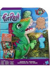 FRR Peluche Dinosauro Rex Mangione Hasbro E0387