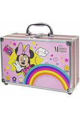 Minnie Mouse Make Up Train Case Markwins 1599049E