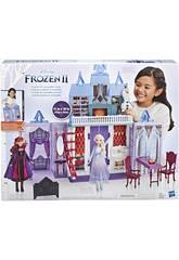 Frozen 2 Château d'Arendelle Portable Hasbro E5511