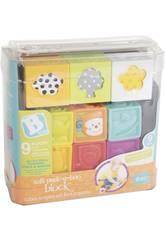 Cubes Empilables 9 Pièces
