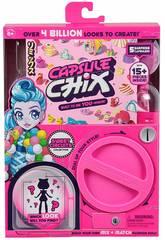 Bambola Capsule Chix Sweet Circuit Famosa 700015396