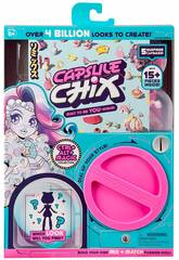 Bambola Capsule Chix Magic Famosa 700015398