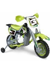 Motorrad Feber Rider Cross 6V. Famosa 800012223