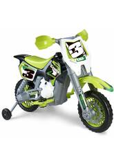 Moto Feber Rider Cross 6V. Famosa 800012223