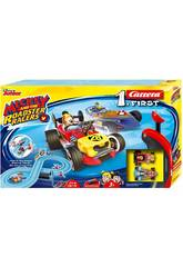 Mickey Roadster Racers Circuito Carrera First Stadlbauer 63029