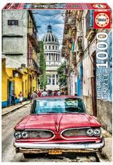 Puzzle 1.000 Carro em Havana Educa 16754