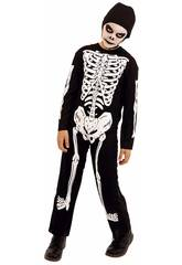 Déguisement Enfant Squelette Taille M Rubies S8516-M