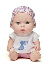 Muñeco Baby Pelón Shakira Juegaterapia 150