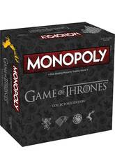 Game of Thrones Monopoly Set di edizione collezionista Eleven Force 63447