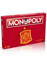 Monopoly Seleção Espanhola Eleven Force 82066