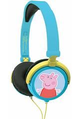 Peppa Pig Écouteurs Stéréo Lexibook HP015PP