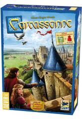 Juego De Mesa Carcassonne Devir BGCARCAS2