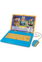 Toy Story 4 Laptop Bilíngue Educacional Lexibook JC595TSi2