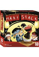 Set Maki Stack Mercurio BO0008