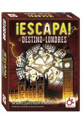 Juego de Mesa ¡Escapa! El Destino De Londres Mercurio DV0002
