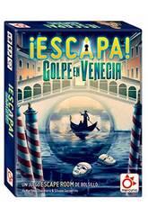 Jeu De Société À L'éprouve Du Temps Braquage à Venise Mercurio DV0003