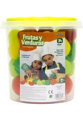 Set Obst und Gemüse 34 Stücke von Vicam 88