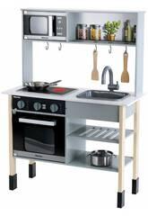 Miele Cucina Legno Midi Colore Bianco Klein 7199